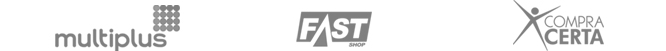Multiplus, Fast Shop, Easy Taxi, Compre Certo