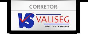 VALISEG CORRETORA DE SEGUROS LTDA